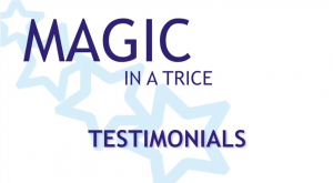 Close Up Magic Testimonials
